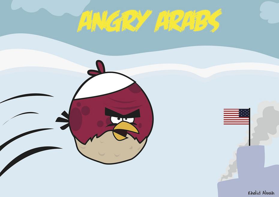 Angry Arabs