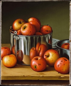 Apples in a Tin Pail