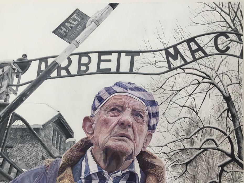 Auschwitz Survivor