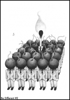 Be Different #2