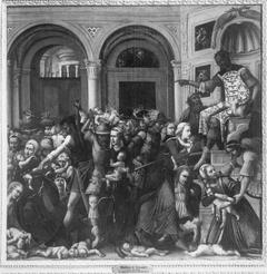 Bethlehemitischer Kindermord (Kopie nach)
