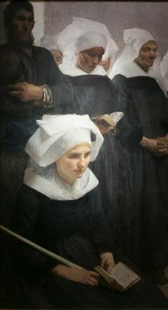 Bretons Praying