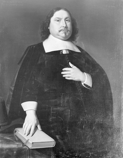 Burgemeester Gerhard ten Berge