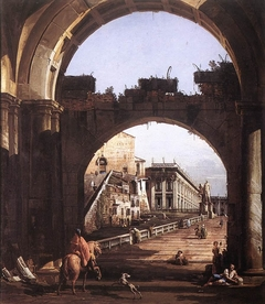 Capriccio with the Capitol
