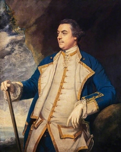 Captain Adam Duncan, later Admiral Duncan and 1st Viscount of Camperdown, 1731 - 1804