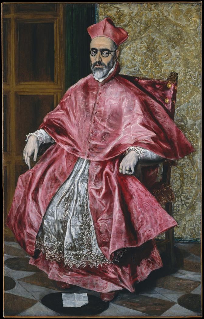 Cardinal Fernando Niño de Guevara