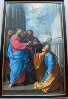 Christ Giving the Keys to St. Peter