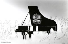 CONCERTO N°1 POUR PIANO ET ORCHESTRE DE PIOTR TCHAIKOVSKI, Allegro con spirito - Tchaikovsky's piano concerto n°1  - by Pascal