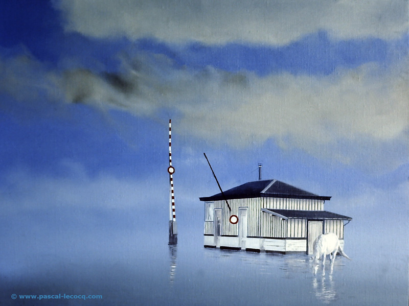 CONTROLE DU VENT - Wind checkpoint - by Pascal