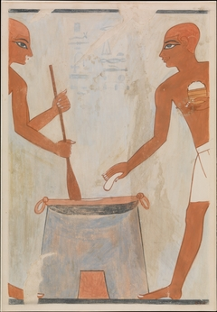 Cooking Cakes with Fat, Tomb of Rekhmire