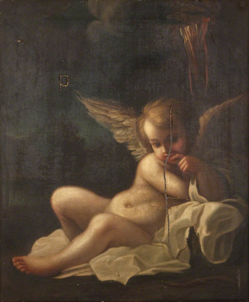 Cupid (after Schedoni)