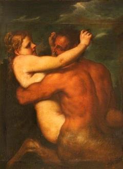 Deianeira and Nessus