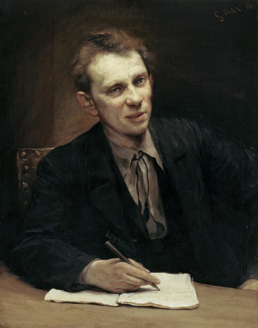 Der Hofschauspieler Alois Wohlmuth