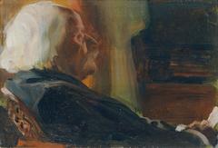 Der Komponist Karl Goldmark
