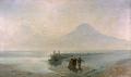 Descent of Noah from Ararat