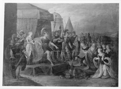 Die Enthaltsamkeit des Scipio (Kopie nach)
