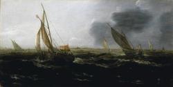 Dutch Vessels in a Strong Breeze