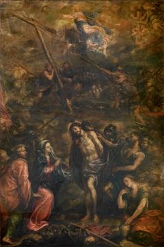 El Expolio de Cristo (Cristo de la Paciencia)