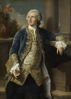 George Lucy (1714 – 1786)
