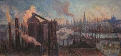 Grande ville industrielle
