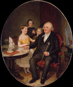Great-Grand-Father's Tale of the Revolution—A Portrait of Reverend Zachariah Greene