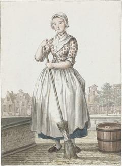 Haags dienstmeisje