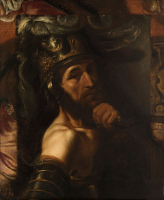 Head of a Warrior