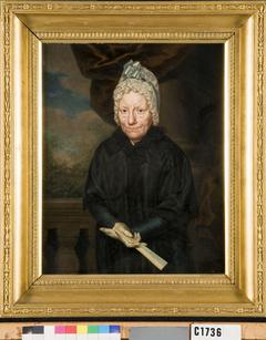 Hendrica Ameshoff (1740-1822). Echtgenote van Jan Both Hendriksen