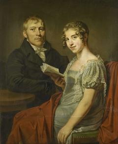 Hendrik Arend van den Brink (1783-1852) and his Wife Lucretia Johanna van de Poll (1790-1850)