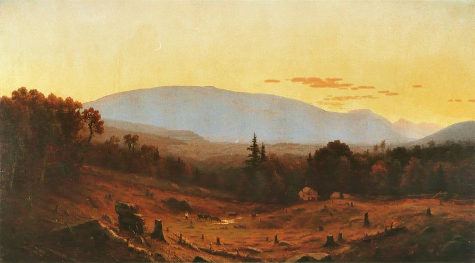 Hunter Mountain, Twilight