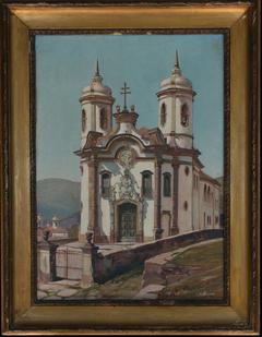 Igreja de São Francisco de Assis, MG