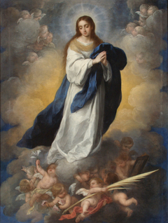 Immaculate Conception of the Mirror