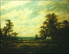 Indian Encampment (Midwest Museum of American Art)