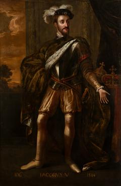 James V, King of Scotland (1528-42)