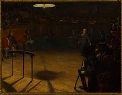 Jean Valjean devant la cour d'assises d'Arras (Les Misérables)