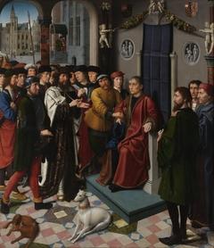 Judgement of Cambyses: The Arrest of Sisamnes