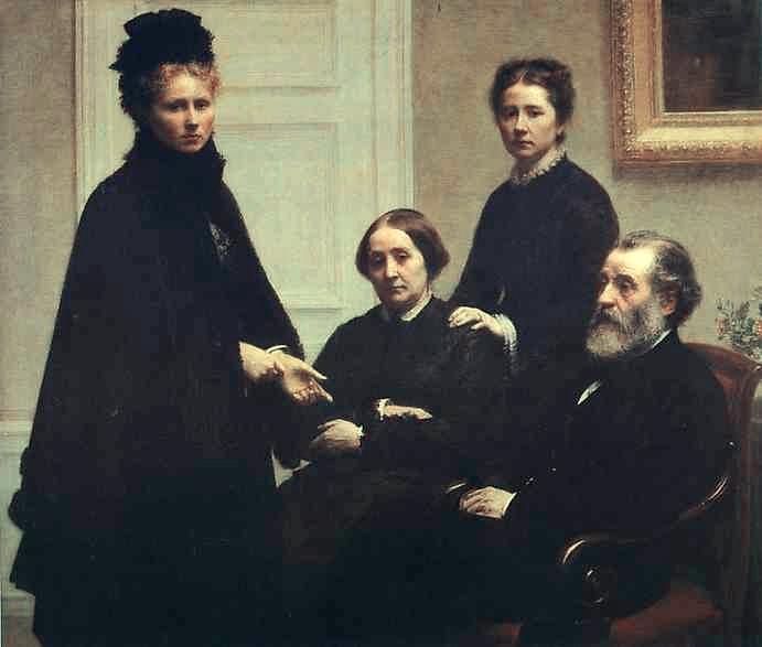 La Famille Dubourg