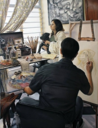 La historia de mi pintura / The story of my painting
