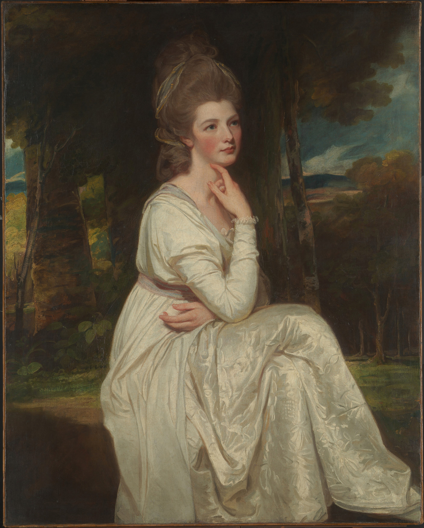 Lady Elizabeth Hamilton (1753–1797), Countess of Derby