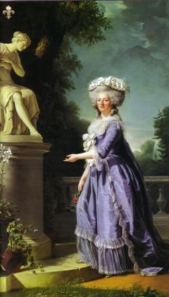 Victoire Louise Marie Thérèse de France, dite Madame Victoire (1733-1799)