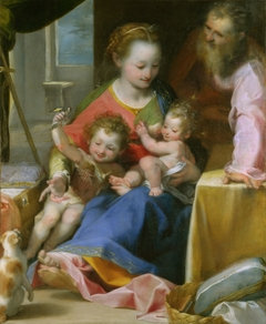 Madonna of the Cat