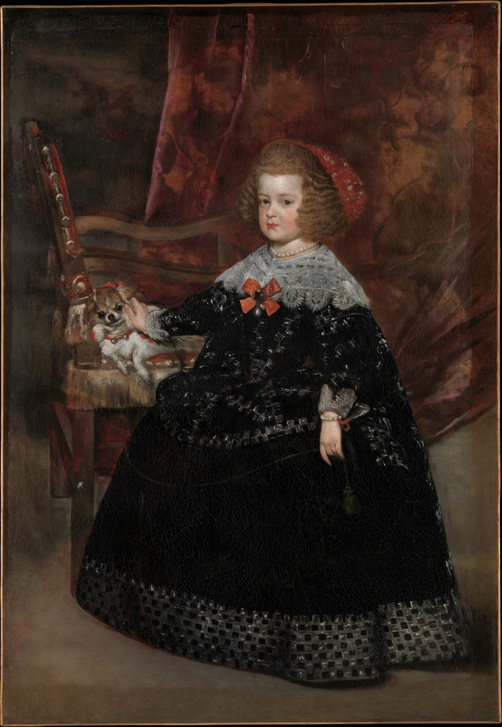 María Teresa (1638–1683), Infanta of Spain