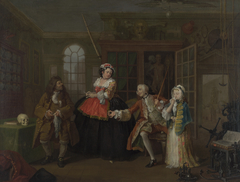 Marriage à-la-mode: 3. The Inspection