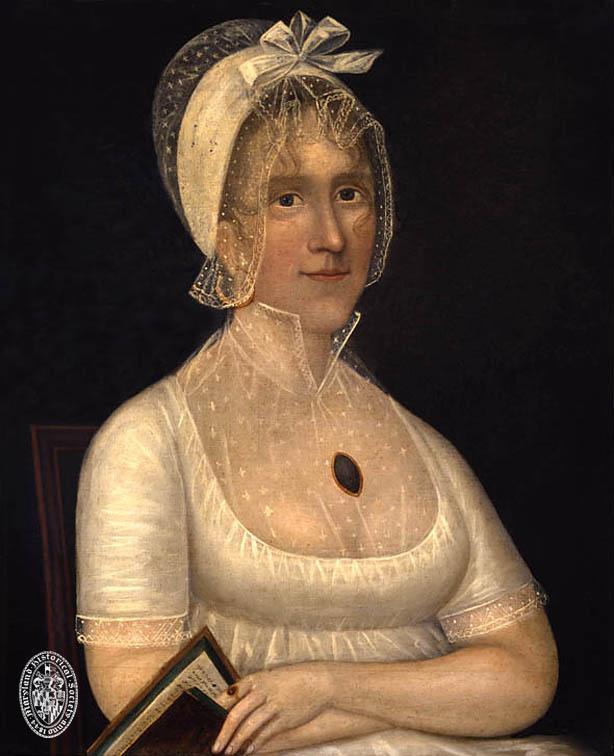 Mary Anne Jewins Burnett (Mrs. Charles Burnett)
