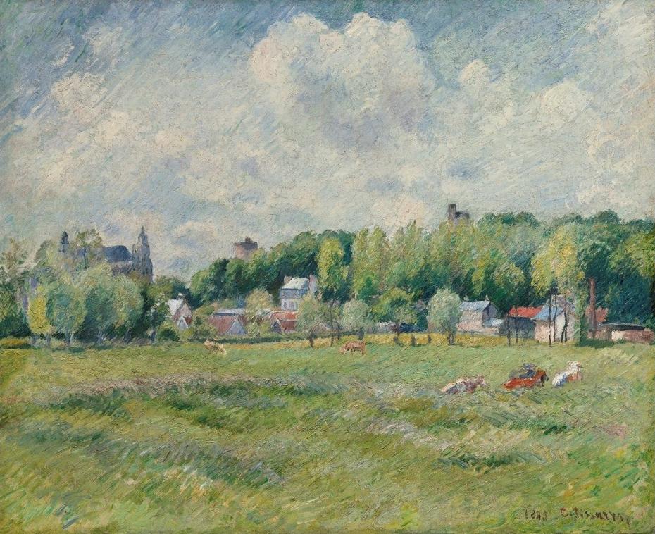 Meadows at Gisors