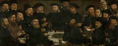 Meal of the Amsterdam militia