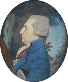 Miniature of Prince Grigory Ivanovich Vyazemsky.