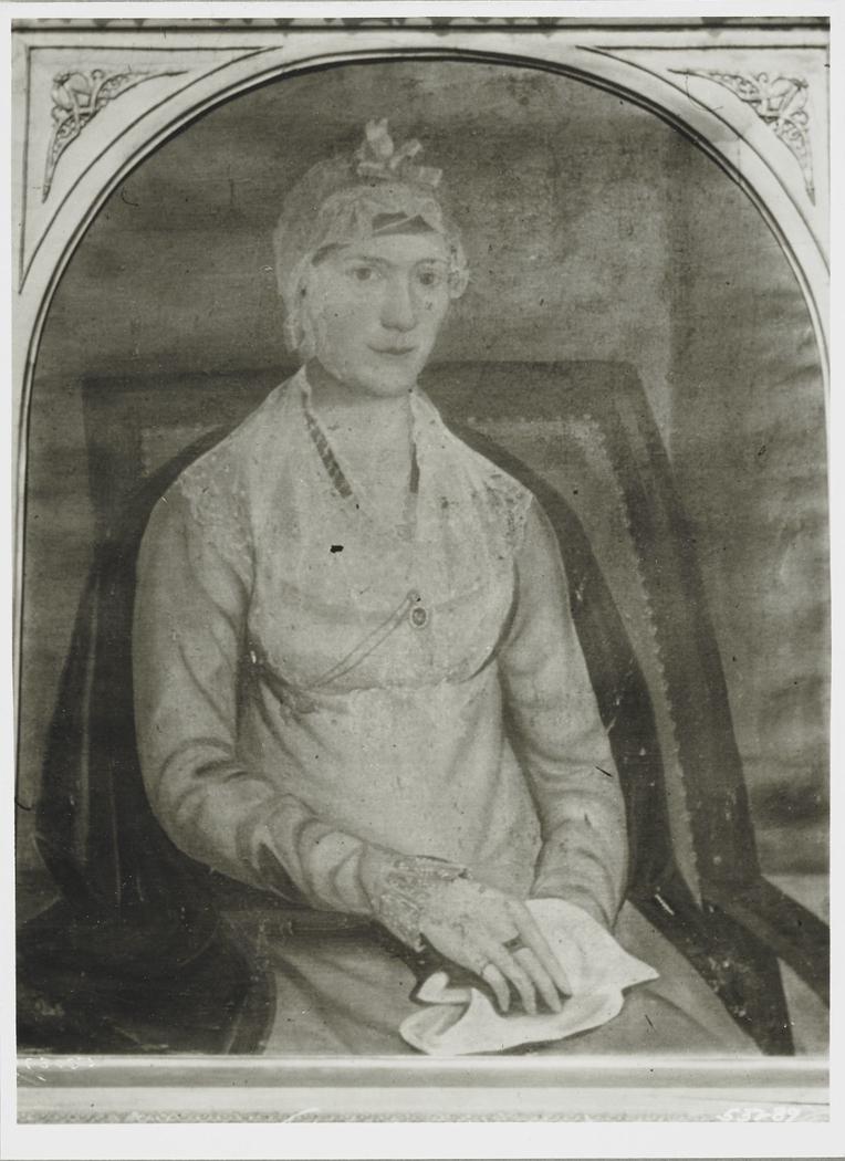 """Mrs. John Nelson Black (Agnes (""""Nancy"""") Meek)"""