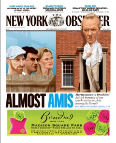New York Observer cover