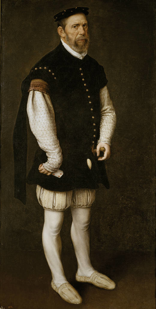 Perejon, the Buffoon of the Count of Benavente and of the Grand Duke of Alba